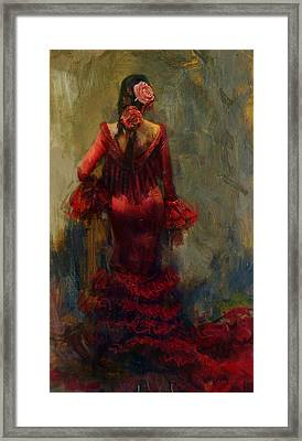 Spanish Culture 22 Framed Print by Corporate Art Task Force