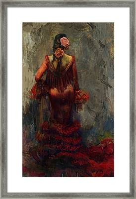 Spanish Culture 22b  Framed Print by Corporate Art Task Force