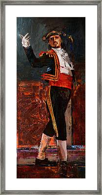Spanish Culture 25 Framed Print by Corporate Art Task Force