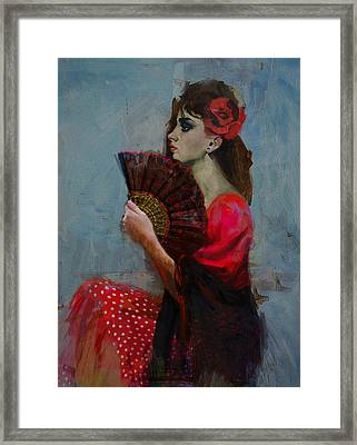Spanish Culture 27 Framed Print by Corporate Art Task Force