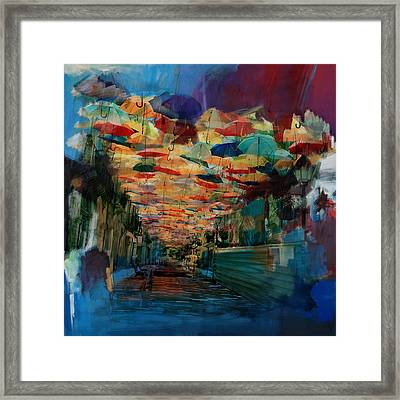 Spanish Culture 32 Framed Print by Mahnoor Shah