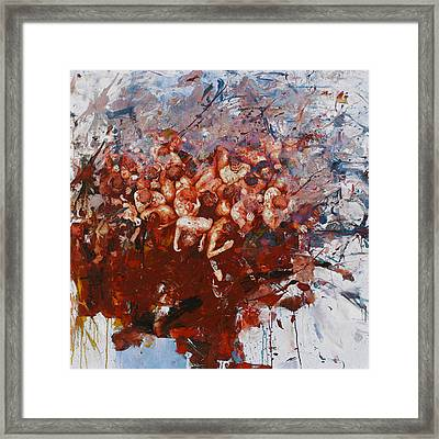 Spanish Culture 3b Framed Print by Corporate Art Task Force