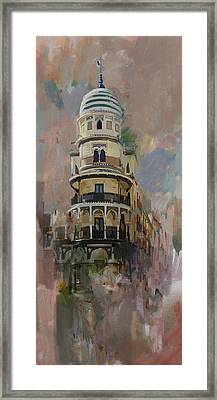 Spanish Culture 4 Framed Print by Corporate Art Task Force