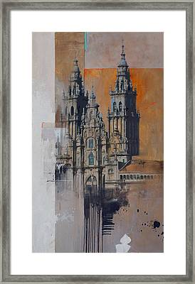 Spanish Culture 5 Framed Print by Corporate Art Task Force