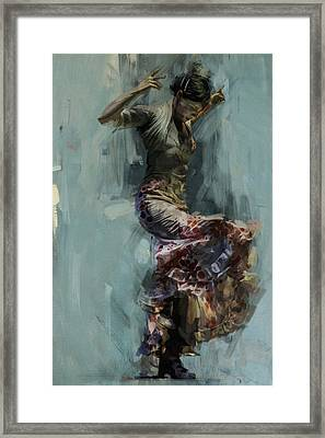 Spanish Culture 9 Framed Print by Corporate Art Task Force