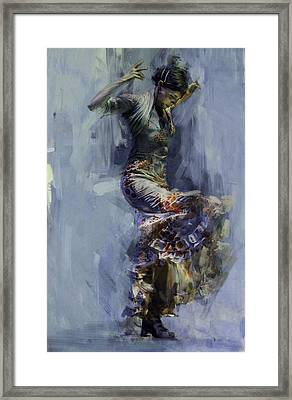 Spanish Culture 9b  Framed Print by Corporate Art Task Force