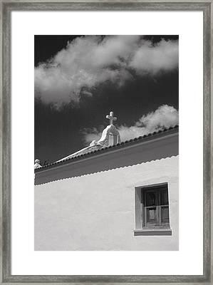 Spanish House Framed Print by Douglas Pike