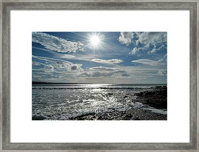 Spanish Point  Framed Print