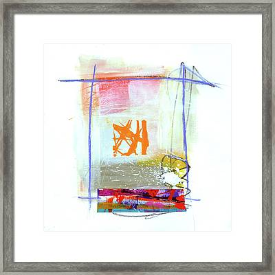 Spare Parts#1 Framed Print by Jane Davies