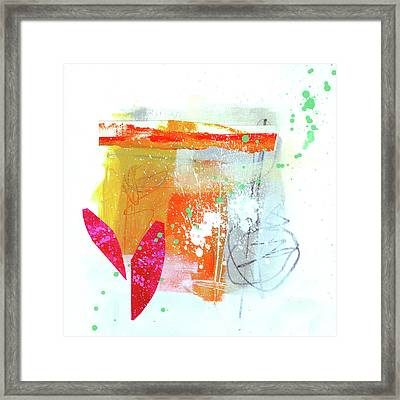 Spare Parts#2 Framed Print by Jane Davies