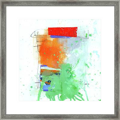 Spare Parts#3 Framed Print by Jane Davies