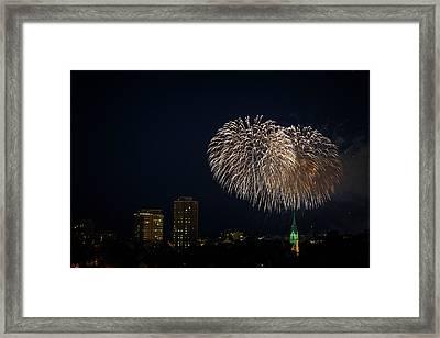 Sparkle Framed Print