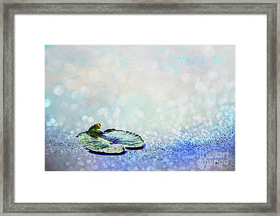 Framed Print featuring the photograph Sparkling by Aimelle