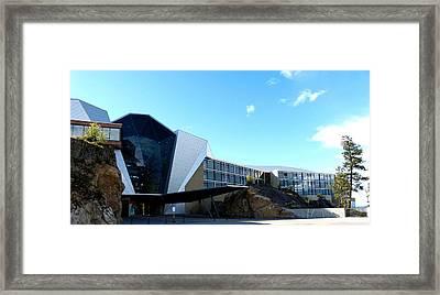 Sparkling Hill Resort 1 Framed Print by Will Borden