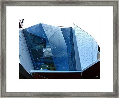Sparkling Hill Resort 2 Framed Print by Will Borden