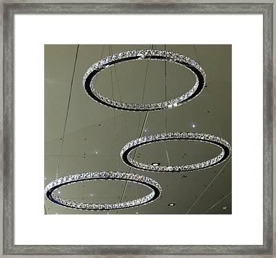 Sparkling Hill Resort 4 Framed Print by Will Borden