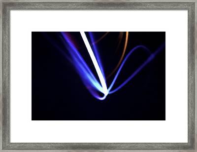 Sparks -the Encore Framed Print by Peter Olsen