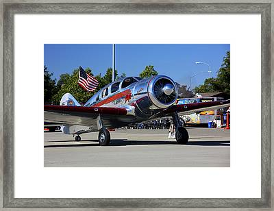 Spartan Executive At Livemore Klvk Memorial Day Weekend 2015 Framed Print