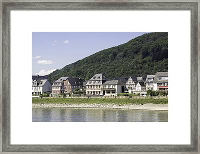 Spay Germany Framed Print