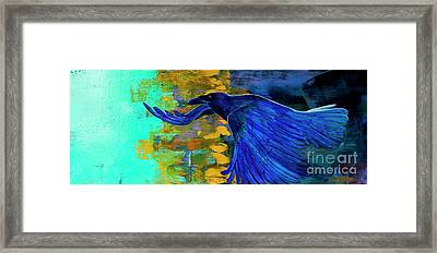 Speak To Me Of Magic Framed Print by Tracy L Teeter