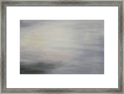 Special Clouds  Framed Print by Harris Gulko