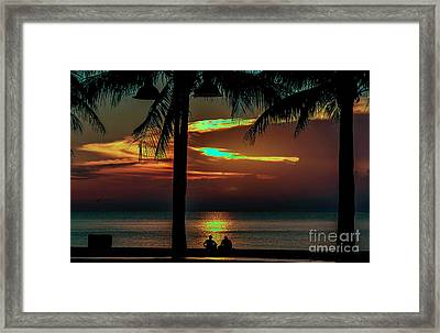 Special Mornings   Framed Print by Davids Digits