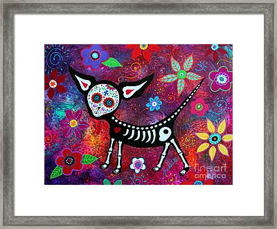 Special Perrito Framed Print
