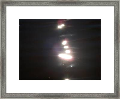 Speckled Love Framed Print by A Windhauser