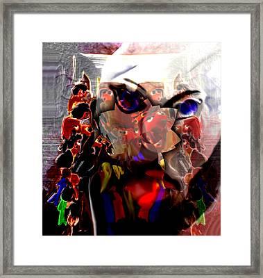 Spectacle Framed Print