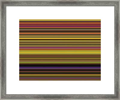 Spectra 10120 Framed Print by Chuck Landskroner
