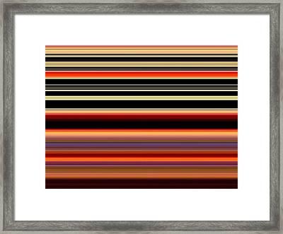 Spectra 10131 Framed Print by Chuck Landskroner