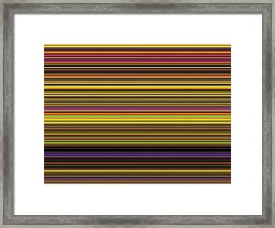 Spectra 10148 Framed Print by Chuck Landskroner