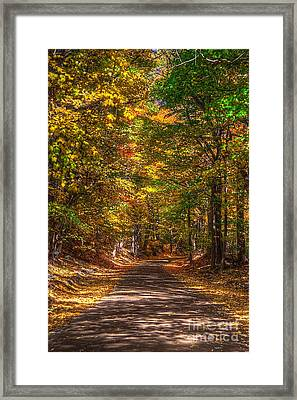 Speechless Framed Print