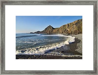 Spekes Mill Beach Framed Print