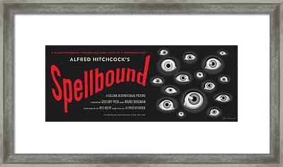 Spellbound - Surrealistic  Framed Print by Bill ONeil