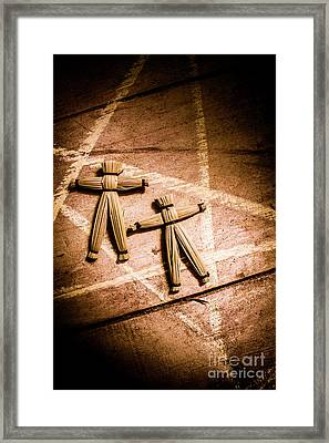 Spells And Rituals Framed Print by Jorgo Photography - Wall Art Gallery