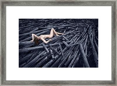 Spendt Framed Print
