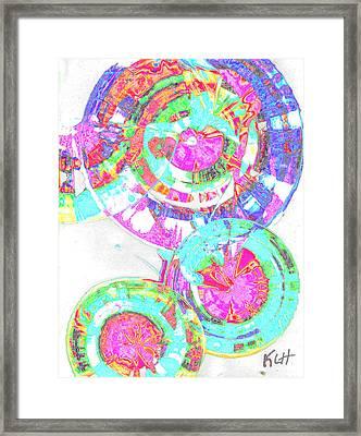 Sphere Series 965.030812vsscinvx3fddfx3 Framed Print