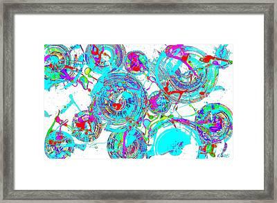 Spheres Series 1511.021413invfddfs-sc-2 Framed Print