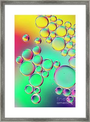 Spheretastic Framed Print