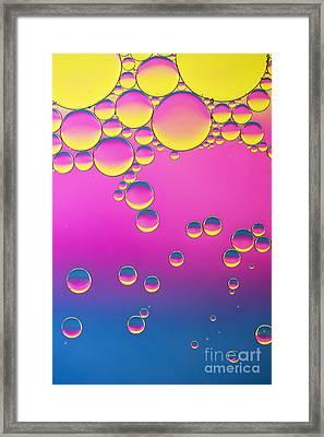 Spherules Framed Print