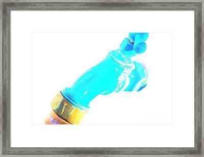 Spigot Framed Print