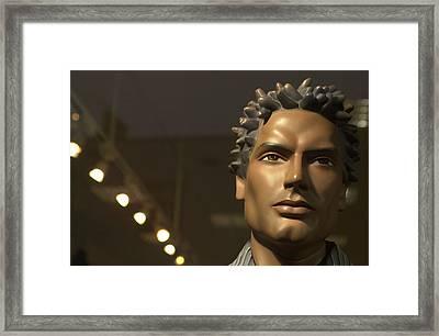 Spike Framed Print by Jez C Self