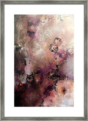 Spill  Framed Print by Lizzie Johnson