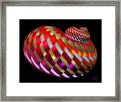 Spin-orbit Interaction Framed Print