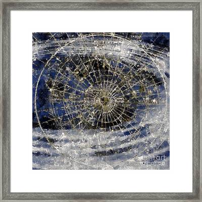 Spinning Away Framed Print by RC DeWinter