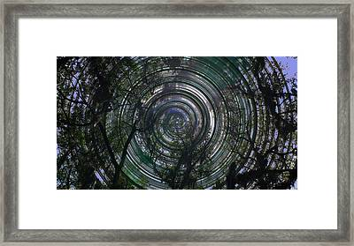 Spinning Framed Print by David and Lynn Keller