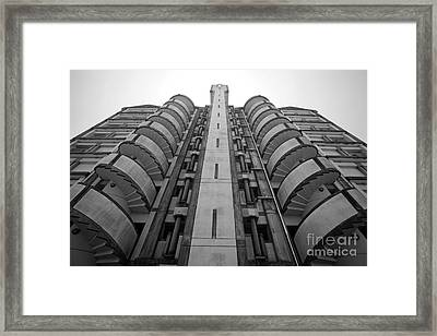 Framed Print featuring the photograph Spiral Staircases by Aiolos Greek Collections