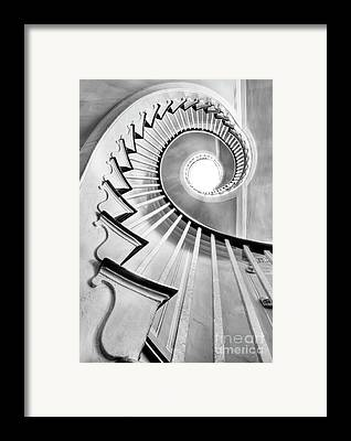 Staircases Framed Prints