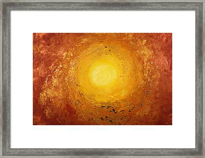 Spiralus Framed Print by Tara Thelen - Printscapes